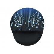MousePad Ergonômico Reliza Confort Hitech Ref.000009 30322