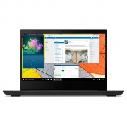 Notebook Lenovo BS145 Intel Core i5-1035G1 4GB 1TB HD 15.6´ Anti Reflexo Windows 10 Pro Preto Granito 82HB000NBR 30029