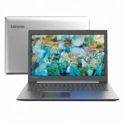"Notebook Lenovo Ideapad 330 Intel Core i3 4GB 1TB Tela 15.6"" Linux Satux Prata 81FES00100 27518"