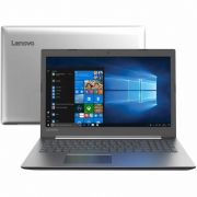 "Notebook Lenovo IdeaPad 330 Intel Core i3-6006U 4GB 1TB Tela 15.6"" Windows 10 81FD0002BR Prata 27104"