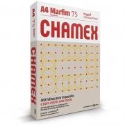 Papel A4 Chamex Marfim 75g Com 500 Fls 15649