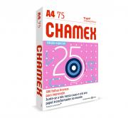 Papel A4 Chamex Edição Especial Outubro Rosa 75g Com 500 Fls 27629