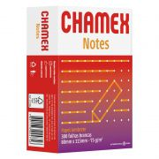 Papel Chamex Notes 75gr 80 X 115mm 300 Fls 27359