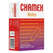 Papel Chamex Notes 75gr 80 X 115mm 300 Fls 27359