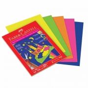 Papel Criative Faber Castell Max Neon 50 Fls BLCLUM/A4 28039