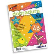 Papel Criativo Dobradura Romitec A4 75Gr com 48 Fls 4351R 25297