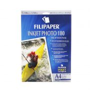 Papel Foto Ink Jet Photo Alto Brilho 180G 4A com 10 Fls 02571 Filipaper 15211