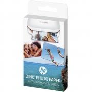 Papel Fotográfico Adesivo Zink 5x7,6 1WS91A HP 25001