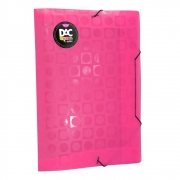 Pasta Aba / Elastica DAC Of PP Bubble Color Rosa 901PP-Rs 28474