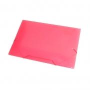 Pasta Aba Elástico ACP Mini (245X180) PP Line Vermelho 1020 25071