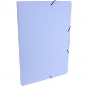 Pasta Aba / Elástico Dello Oficio PP Serena Azul Pastel 0249.Bp.0050 26301