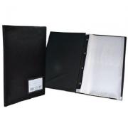 Pasta Catálogo ACP 245X335 com 50 Env Plast 0,12 com Visor Parafuso 124M 03339