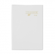 Pasta Catálogo Yes Clear Book com 40 Fls Cristal 24X34Cm Un Bd40S 06183
