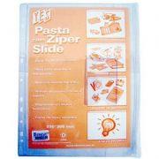 Pasta com Ziper Slide Yes Cristal 245X330 Dz32 12488