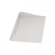 Pasta Dobrada Dello Plast Cristal Em PP Com Grampo Plastico 0291H 07990