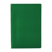 Pasta Dobrada Verde Plex. Plastificada com Grampo Plastico 0292.T Dello 16284