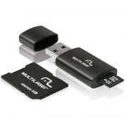 Pen Drive 3 em 1 32gb MC113 Multilaser 23030