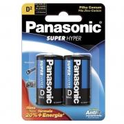 Pilha Panasonic Super Hyper Grande D 2 Un. UM-1SHS 10426
