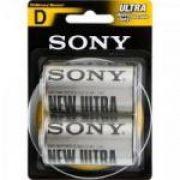 Pilha Zinco Carbono D Ultra Heavy Duty Sum1-Nub2A Sony 24276