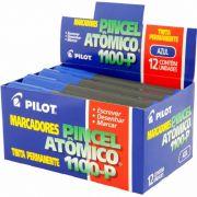 Pincel Atômico Azul 1100-P Caixa Com 12 Un. Pilot 05977