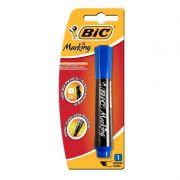 Pincel Atômico Bic Recarregável Azul 904212 20944