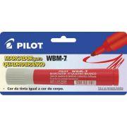Pincel para Quadro Branco Pilot Wbm-7 Vermelho 24985