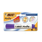 Pincel para Quadro Branco Bic Recarregável Lilas 930089 25163