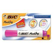 Pincel para Quadro Branco Fashion Bic Rosa 930088 25162