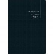 Planner Tilibra 2021 Cambridge Executivo Costurado Preto 130257 29475