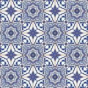 Plastico Adesivo Contact 45cm X 2m Azulejo Português 240036C/2 28622