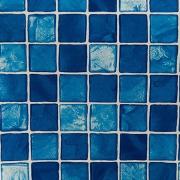 Plástico Adesivo Contact 45cm X 2M Pastilha Azul Piscina 250092C/2 28564