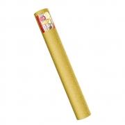 Plastico Adesivo DAC Glitter Dourado PP 45cm X 10m X 0,10mm 1703Do 28443