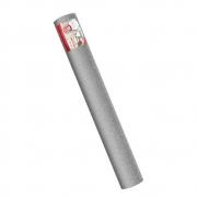 Plastico Adesivo DAC Glitter Prata PP 45cm X 10m X 0,10mm 1703Pt 28445