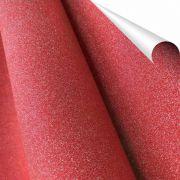 Plastico Adesivo DAC Glitter Vermelho PP 45cm X 10m X 0,10mm 1703Vm 28447