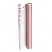 Plástico Adesivo DAC Metalizado PP 45cm X 2M Rosa 1750RS 29542