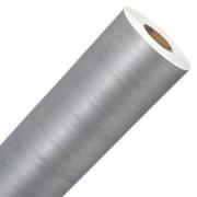 Plastico Adesivo Plastcover Aço Escovado 45Cmx10M 100724 26573