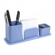 Porta Canetas / Clips / Lembrete Dellocolor Azul 3031.C.0012 22937