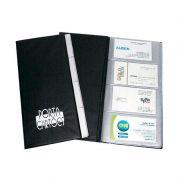 Porta Cartões De Visita ACP 110X250 Para 160 Cartões 417 02649