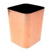 Porta Objetos Dello Metalizado Rose Gold 3029.Rg.0012 27141