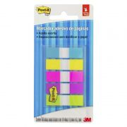 Post-It 3M Flags 5 Cores Neon 100 Fls 11,9mm X 43mm 24021