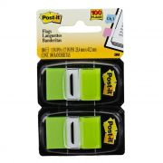 Post-It 3M Flags Etiqueta Verde 16791