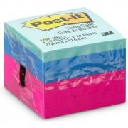 Bloco de Notas Adesivas Post-it® Cubo Ultra 47,6 mm x 47,6 mm - 400 folhas 23204