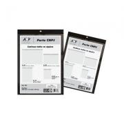 Quadro de Aviso ACP Porta Documento 240X340 Vertical 306 02036