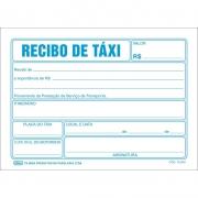 Recibo De Taxi Tilibra 50 Fls 156302 16983