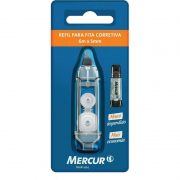 Refil Corretivo em Fita Mercur Recarregável 5mm X 6m 25800