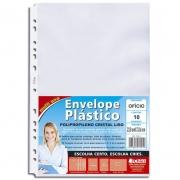 Refil Plástico 13 Furos Oficio Com 10 Un. 1594-0 Chies 10588