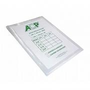 Saco Plastico Acp 0.20 Sem Furo A4 100 Un. Mg20/100Sf 10983