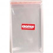 Saco Transparente Com Aba Adesiva 15X2 Cromus Com 100 Un 051724 26689