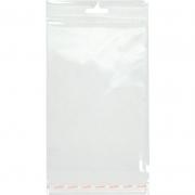 Saco Transparente Com Aba Adesiva e Furo 12X18 Cromus Com 100 Un 11300190 26693