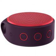 Speaker Mobile Vermelho X100 Logitech 21707
